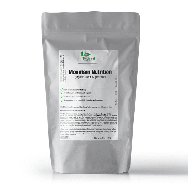 Extra Bag of Mountain Nutrition at 20% OFF