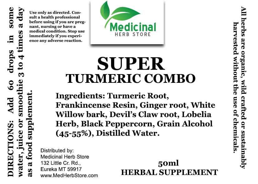 Super Turmeric Combo
