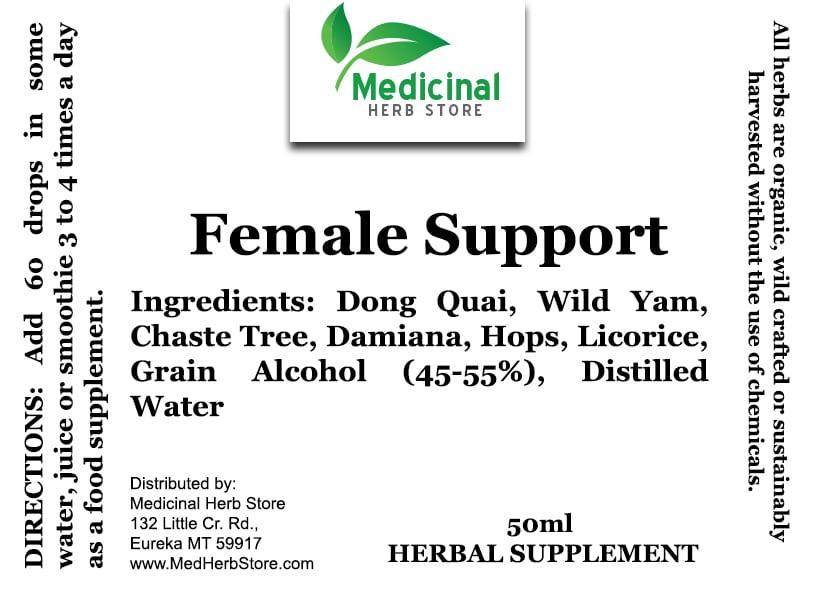 2 Bottles of Female Menopause Support Formula