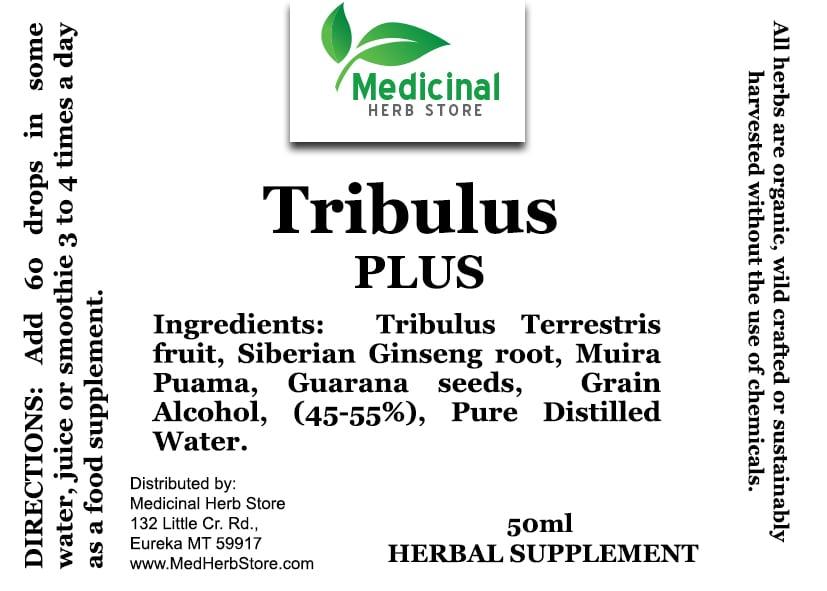 Tribulus Plus